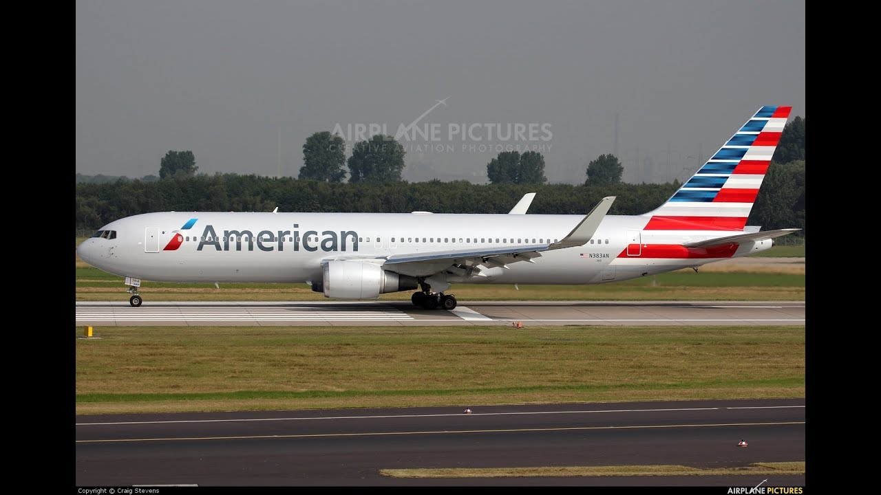 Image Gallery American 767- 300