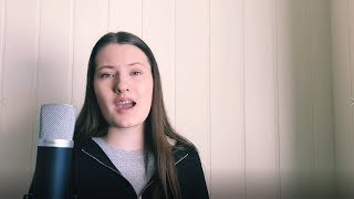 Halsey - Without Me - Cover: By Emira Gashi