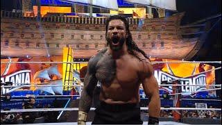WWE WRESTLEMANIA 37 FULL SHOW - WrestleMania 2021