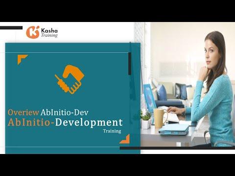 AB Initio Development Tutorials For Beginners |  AbInitio Implementation & Certification
