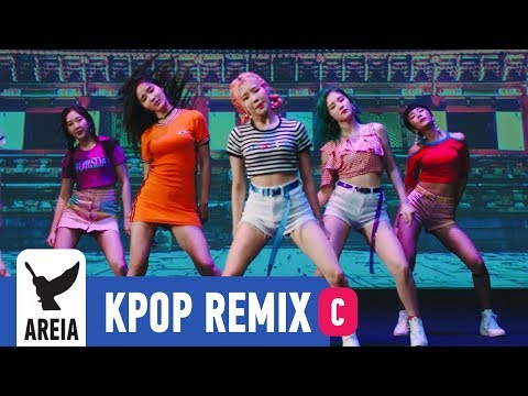 MOMOLAND (모모랜드) - BAAM [REMIX VERSION C - ELECTRO HOUSE] | Areia Kpop Remix #314C