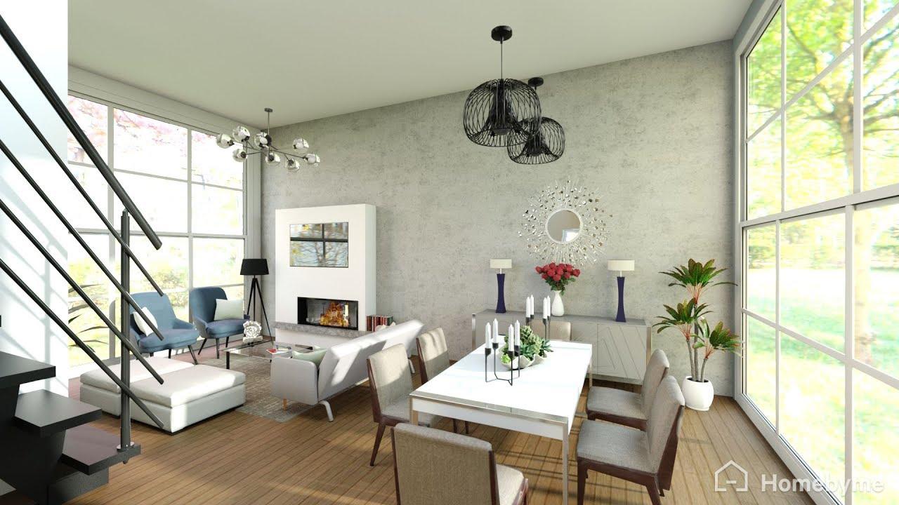 dessiner les plans de sa maison en 3d avec homebyme - Faire Les Plans De Sa Maison
