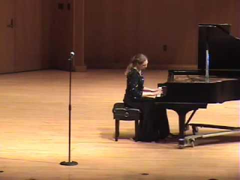 Rachel Schmoyer - Shostakovich Twenty-four Preludes, Op. 34 (Pt. 2)