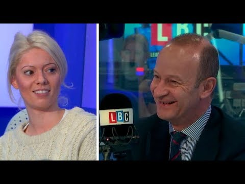 Ex-Ukip Leader Henry Bolton And Girlfriend Jo Marney On LBC: Watch The Whole Thing - 23 Feb 2018