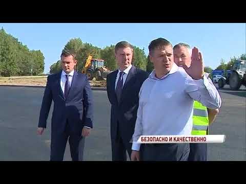 В регионе продолжается ремонт дорог  к завершению подходят работы на трассе Ярославль - Шопша