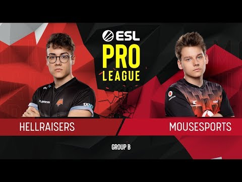 HellRaisers vs mousesports vod