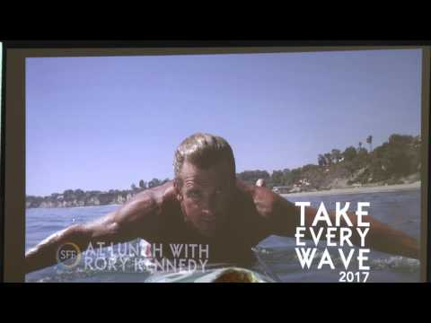 Sarasota Film Festival - At Lunch With Rory Kennedy 2017