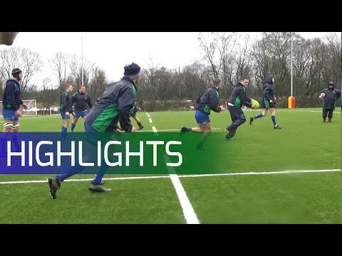 HIGHLIGHTS: West of Scotland vs Hamilton - NL2 (10/03/18)