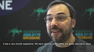 The Brisbane Marketing and SIGGRAPH Partnership