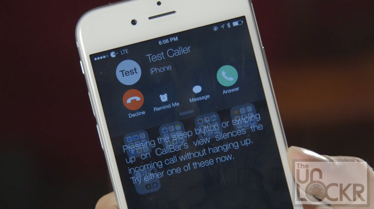 How to Stop Incoming Calls from Taking Up The Entire Screen on Your