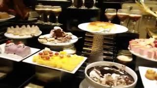 Kingsbury Hotel Supper Buffet, Colombo, Sri Lanka