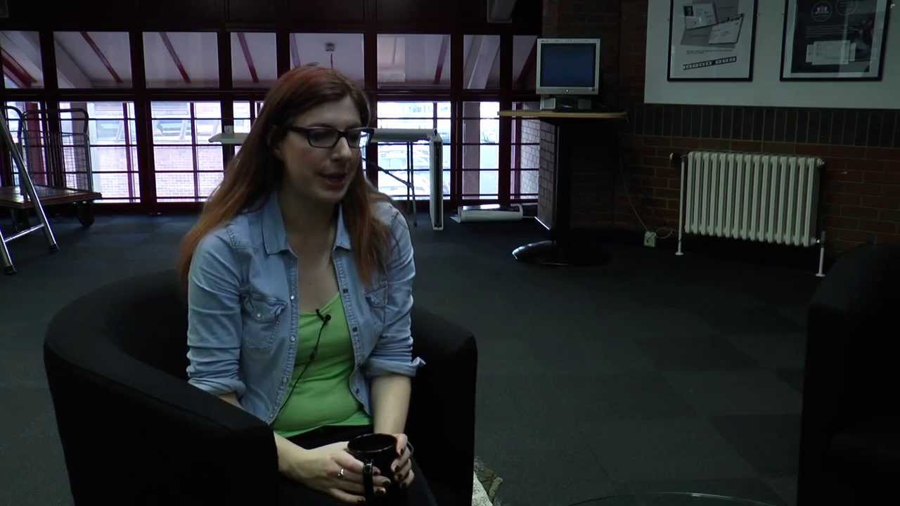 Journalist Cara Ellison on Writing About Video Games - YouTube