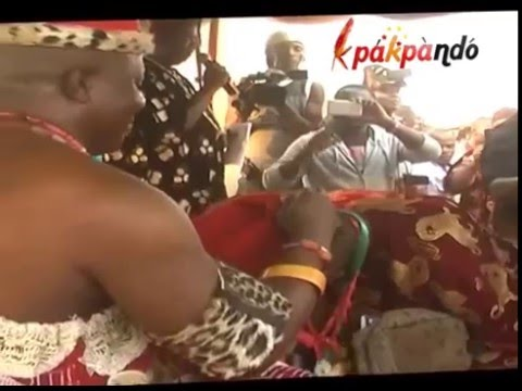 HOW IGBO CHIEFS GET THEIR RED CAPS