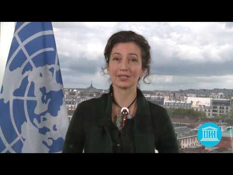 UNESCO Director-General Audrey Azoulay special video message for International Jazz Day 2020