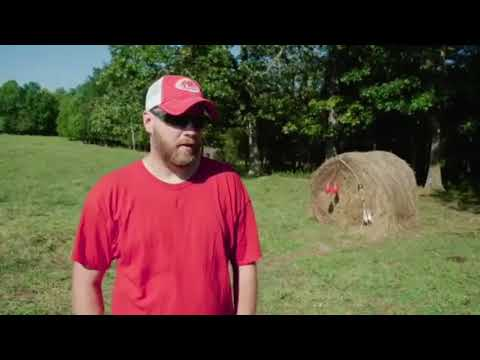 Outrageous Acts of Science double swinging bottle archery shot