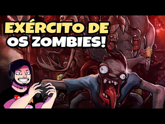INFECTE Humanos e Transforme em ZOMBIES! [Zombies Night Terror] | Gameplay Português PT-BR