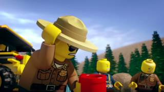 LEGO® CITY, The Hunt for Gold