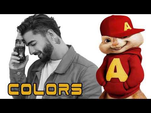 Colors - Maluma Ft Jason Derulo (audio Agudo)