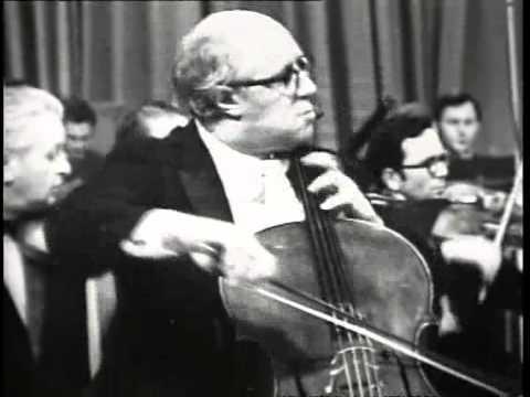 Хачатурян Арам Ильич - Концерт-рапсодия для виолончели с оркестром
