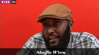 Why are you insulting us? Shaffie asks artistes