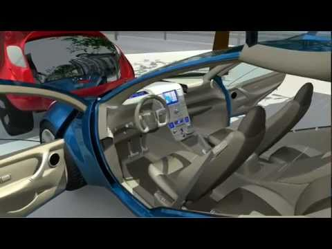 Electromobility driven by Infineon: Energy management in electric cars