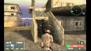 Socom 2 Online Mutiplayer Gameplay ! New 2014