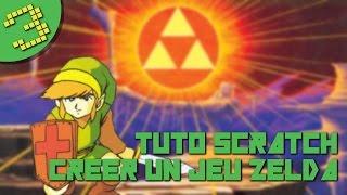 Tuto Scratch: créer un jeu Zelda#3