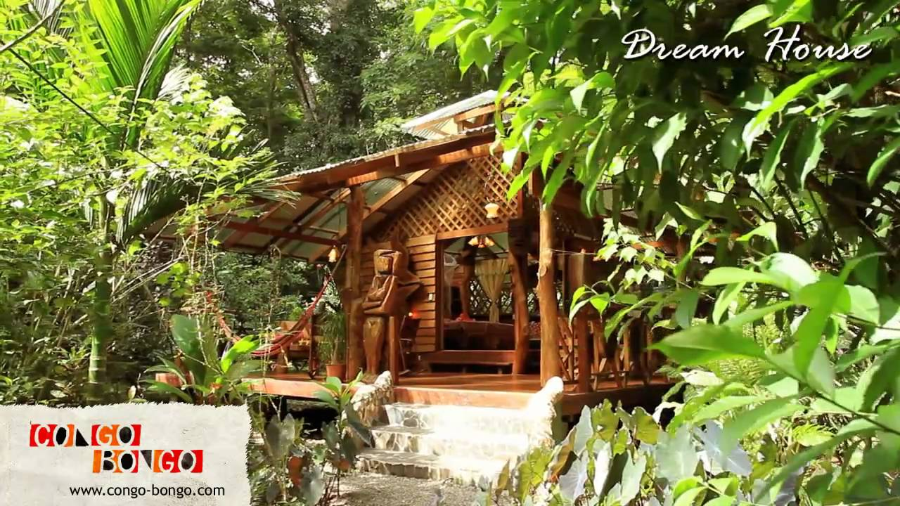Congo bongo dream house manzanillo beach house rental for Costa rica house rental