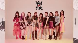 "[1 HOUR/1시간] 트와이스 (TWICE)- ""YES or YES"" 1 HOUR LOOP"