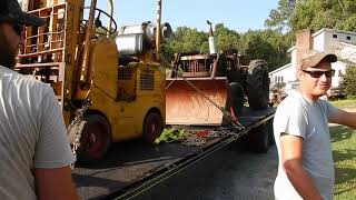 unloading-a-65-year-old-backhoe-with-jason