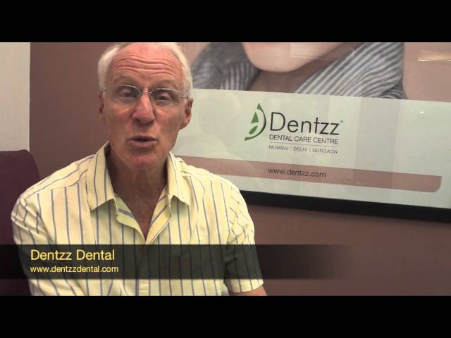 Dentzz - A patient from Australia