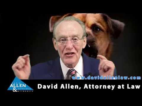 David Allen Legal Tuesday: Oregon Couple Sues to Silence Barking Dogs