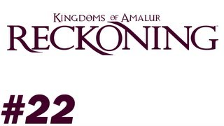 Kingdoms of Amalur Reckoning Walkthrough PT. 22 - Unlucky Charm - Side Quest
