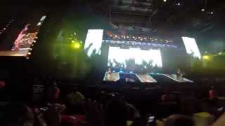 Eminem live in Cape Town - Encore Lose Yourself