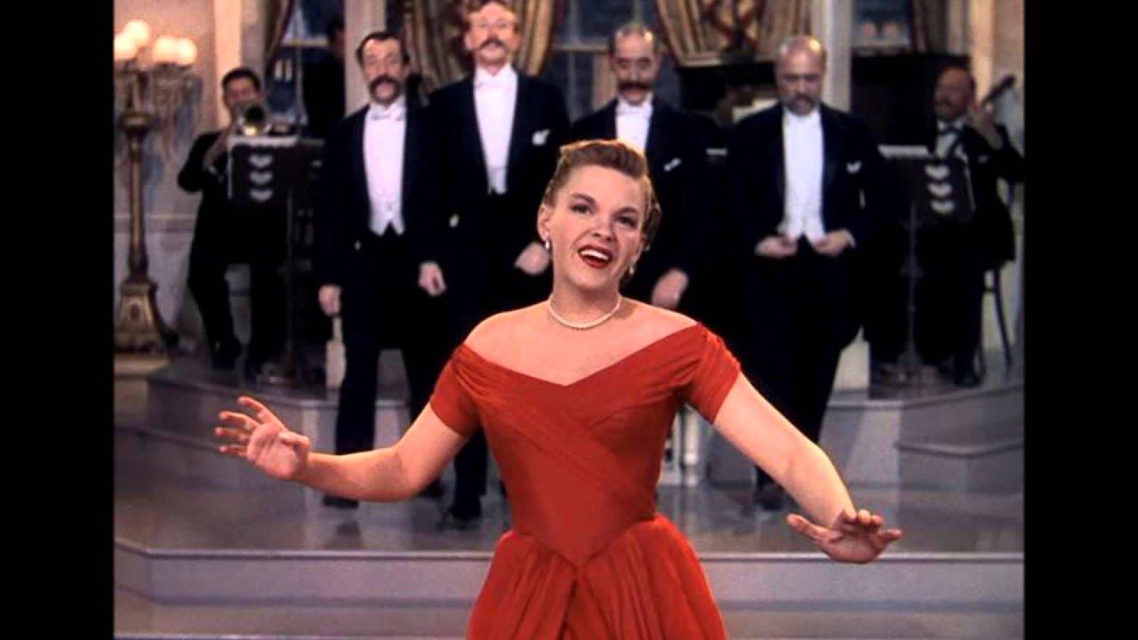 Judy Garland...I Don\'t Care (Radio) - YouTube