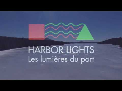 Harbor lights / Les lumières du port - Album preview