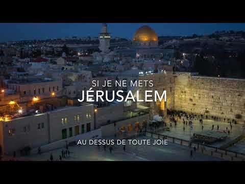Si je t'oublie Jérusalem... - Hélène Goussebayle