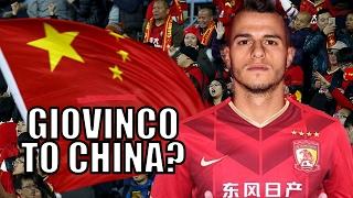 Giovinco to China?, Mavinga, Training Camp