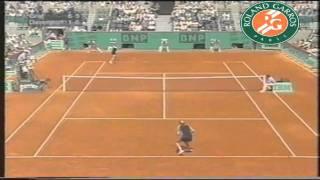 [HL] Steffi Graf v. Lindsay Davenport 1999 Roland Garros [QF]