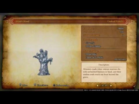 DRAGON QUEST XI - Hardy Hand