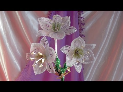 Видео мастер класс по мозаичному плетению из бисера