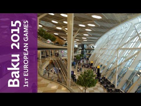Baku's Heydar Aliyev Airport | Baku 2015