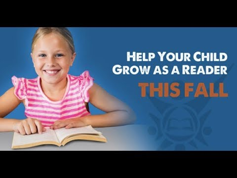 Fall Reading Programs - Help Your Child Grow as a Reader