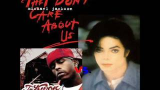 Michael jackson VS. J Kwon (tipsy vs they dont care about us)