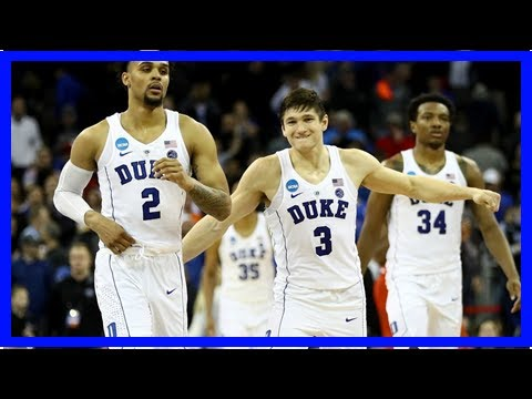 Duke handles pesky Syracuse, earns NCAA Elite Eight date with Kansas