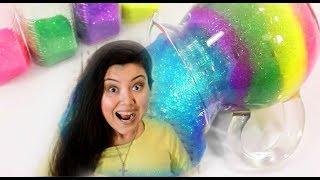 ЛИЗУН БЕЗ КЛЕЯ и ТЕТРАБОРАТА, ЛИЗУН ИЗ - Жидкое мыло, зубная паста/ ЧЕЛЛЕНДЖ ! DIY / HandGum / SLIME