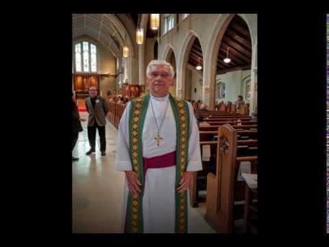 2016 10 30 Sermon at the Eucharist (Most. Rev. J. Barry Curtis)
