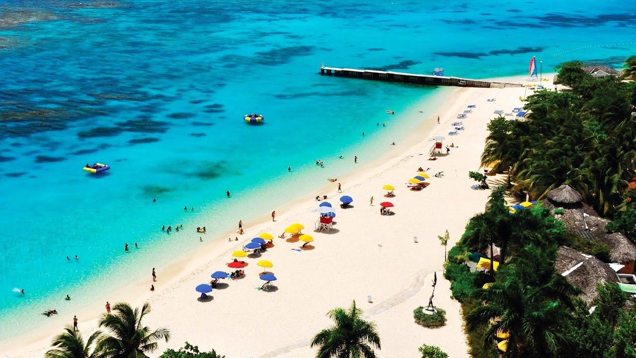 Doctors Cave Beach Montego Bay Jamaica
