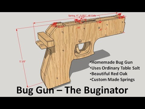Bug Gun - The Buginator