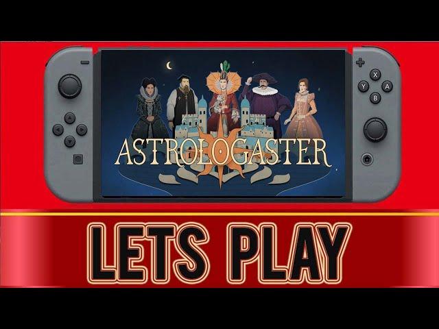 Astrologaster - Nintendo Switch Gameplay #1